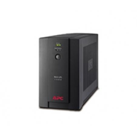 APC BX950U-FR sistema de alimentación ininterrumpida (UPS) Línea interactiva 950 VA 480 W 4 salidas AC - Imagen 1