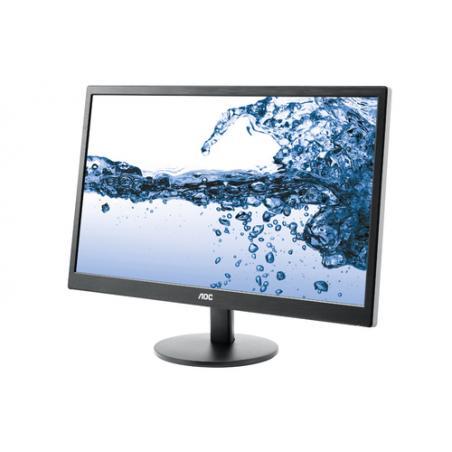 """AOC Basic-line E2270SWHN LED display 54,6 cm (21.5"""") 1920 x 1080 Pixeles Full HD Negro - Imagen 3"""