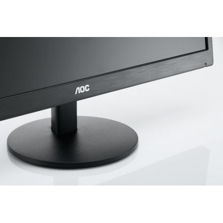 """AOC Basic-line E2270SWHN LED display 54,6 cm (21.5"""") 1920 x 1080 Pixeles Full HD Negro - Imagen 6"""