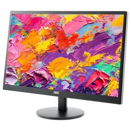 """AOC Basic-line E2270SWHN LED display 54,6 cm (21.5"""") 1920 x 1080 Pixeles Full HD Negro - Imagen 9"""