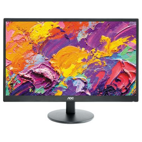 """AOC Basic-line E2270SWHN LED display 54,6 cm (21.5"""") 1920 x 1080 Pixeles Full HD Negro - Imagen 12"""