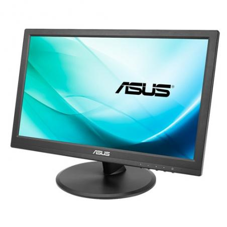 """ASUS VT168N point touch monitor 39,6 cm (15.6"""") 1366 x 768 Pixeles Negro Multi-touch - Imagen 3"""