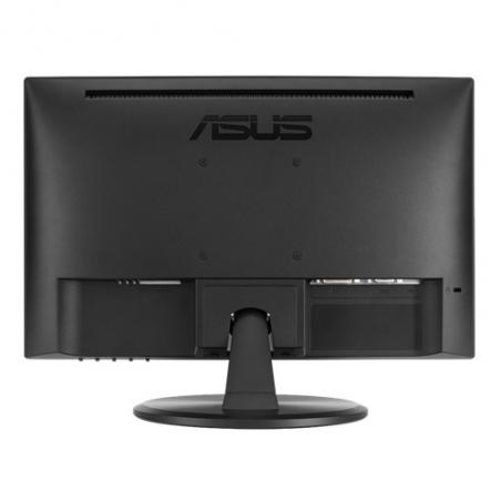 """ASUS VT168N point touch monitor 39,6 cm (15.6"""") 1366 x 768 Pixeles Negro Multi-touch - Imagen 4"""