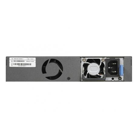 Netgear M4300-8X8F Gestionado L3 10G Ethernet (100/1000/10000) Negro 1U - Imagen 4