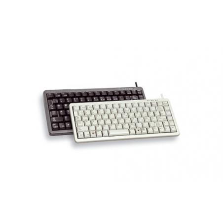 CHERRY Compact keyboard G84-4100 teclado USB + PS/2 - Imagen 1