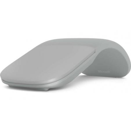 Microsoft ARC TOUCH MOUSE BLUETOOTH PERP ratón Blue Trace 1000 DPI Ambidextro - Imagen 1