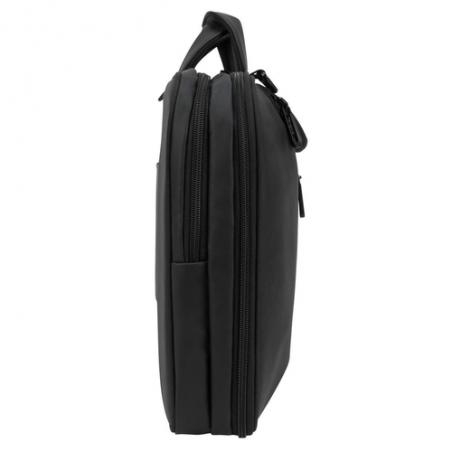 "Targus Balance Ecosmart 14"" maletines para portátil 35,6 cm (14"") Maletín Negro - Imagen 4"