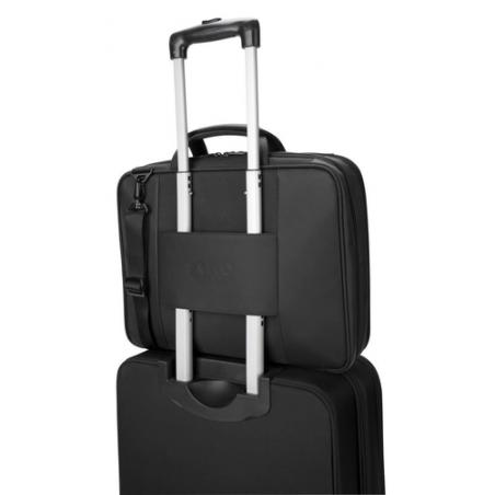 "Targus Balance Ecosmart 14"" maletines para portátil 35,6 cm (14"") Maletín Negro - Imagen 8"