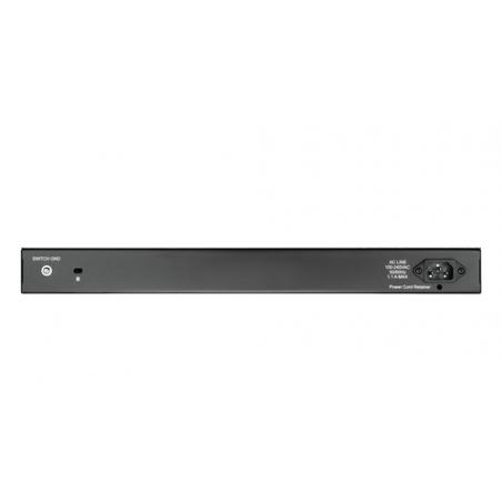 D-Link DXS-1210-12SC switch Gestionado L2 Negro, Plata 1U - Imagen 3