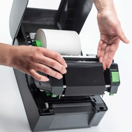 Brother TD-4420TN impresora de etiquetas Térmica directa / transferencia térmica 203 x 203 DPI Alámbrico - Imagen 5