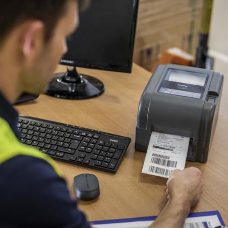 Brother TD-4420TN impresora de etiquetas Térmica directa / transferencia térmica 203 x 203 DPI Alámbrico - Imagen 6