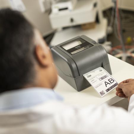 Brother TD-4420TN impresora de etiquetas Térmica directa / transferencia térmica 203 x 203 DPI Alámbrico - Imagen 7