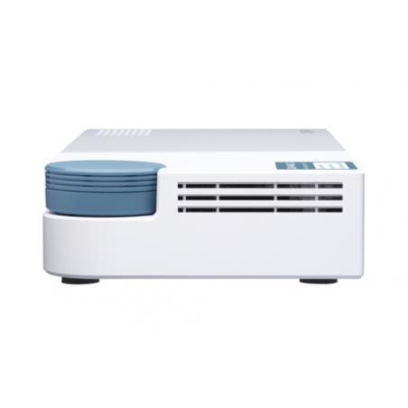 QNAP QSW-M408-2C switch Gestionado L2 10G Ethernet (100/1000/10000) Blanco - Imagen 8