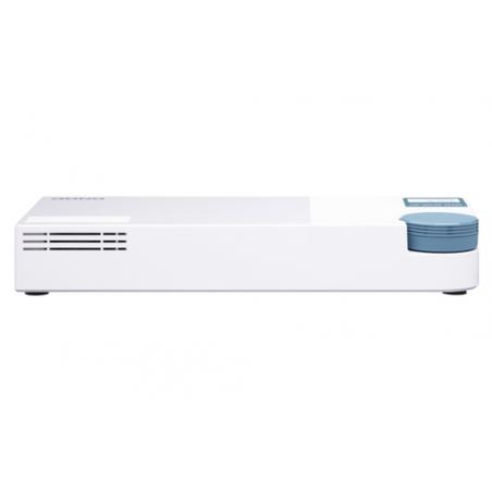 QNAP QSW-M408-2C switch Gestionado L2 10G Ethernet (100/1000/10000) Blanco - Imagen 9