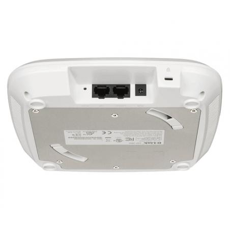 D-Link Nuclias Connect AC2300 1700 Mbit/s Energía sobre Ethernet (PoE) Blanco - Imagen 3