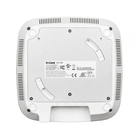 D-Link Nuclias Connect AC2300 1700 Mbit/s Energía sobre Ethernet (PoE) Blanco - Imagen 4