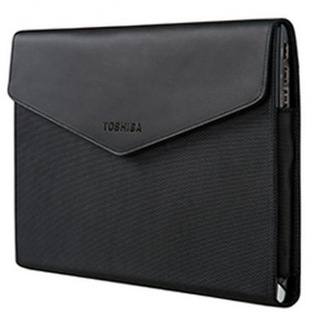 "Dynabook PX1793E-1NCA maletines para portátil 33,8 cm (13.3"") Bandolera Negro - Imagen 1"