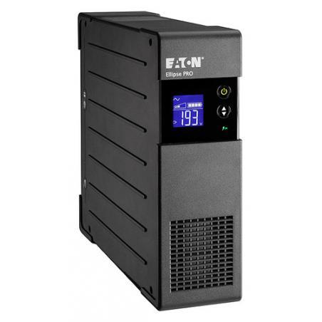 Eaton Ellipse PRO 650 DIN Línea interactiva 650 VA 400 W 4 salidas AC - Imagen 1