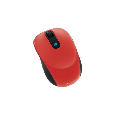 Microsoft Sculpt Mobile Mouse ratón RF inalámbrico BlueTrack 1000 DPI Ambidextro - Imagen 2