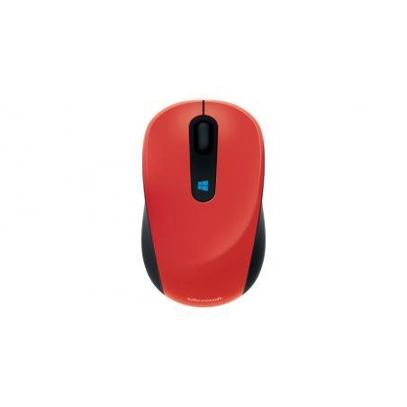 Microsoft Sculpt Mobile Mouse ratón RF inalámbrico BlueTrack 1000 DPI Ambidextro - Imagen 3
