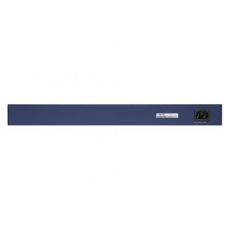 Netgear GS716T Gestionado Gigabit Ethernet (10/100/1000) Negro - Imagen 12